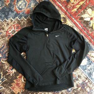 Nike running hooded pullover